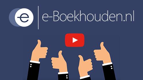 Bekijk de video <nobr>e-Boekhouden.nl</nobr> in 1,5 minuut